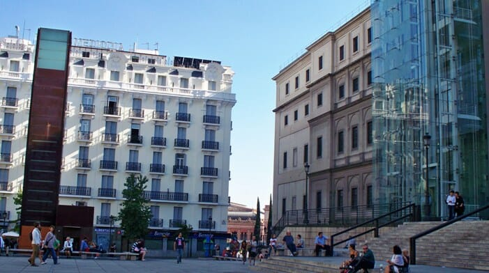 photo, image, reina sofia museum, madrid