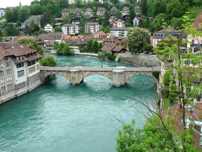 Solo Travel Destination: Switzerland