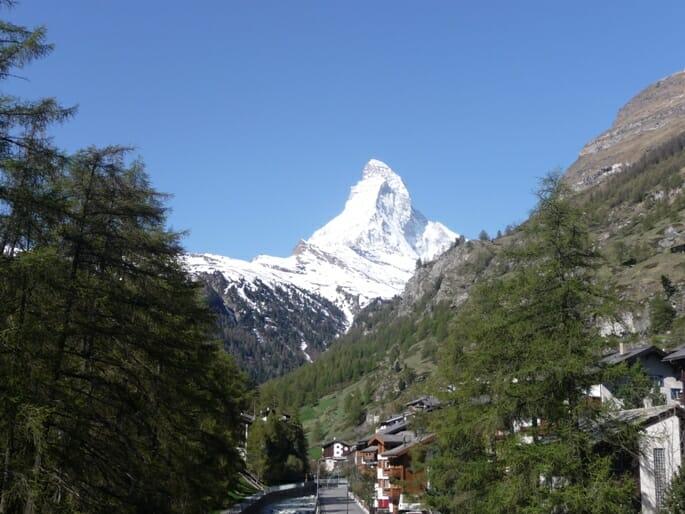 photo, image, Zermatt, Matterhorn
