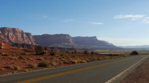 Beautiful Arizona vistas.