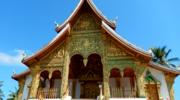 Solo Travel Destination: Luang Prabang, Laos