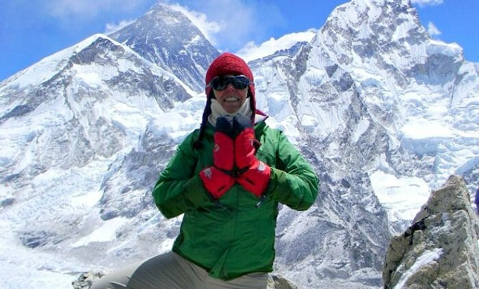 photo, image, mountain, kala patthar, nepal