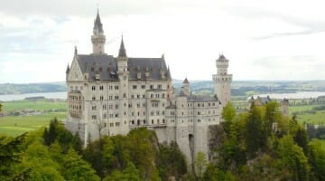 photo, image, castle, Neuschwanstein, munich, germany