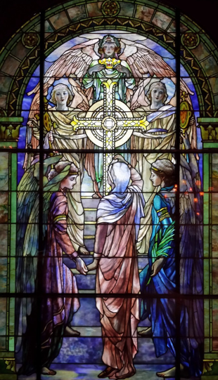 Frederick Wilson Stain Glass