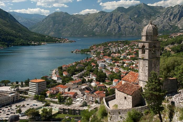 photo, image, kotor, bay