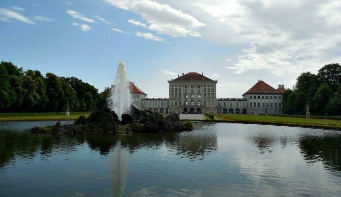 photo, image, Schloss Nymphenberg, munich, germany