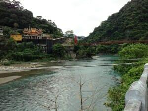 Solo Travel Destination: Wulai, Taiwan