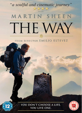 DVD cover of The Way