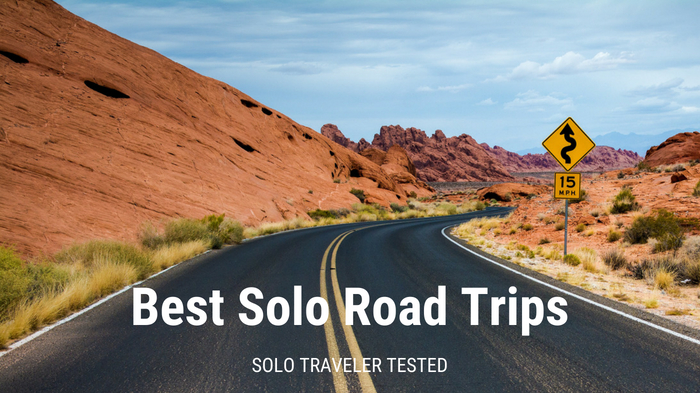 best solo road trips
