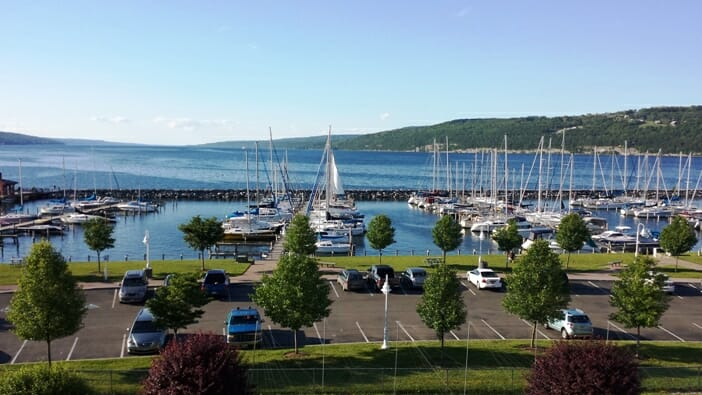 photo, image, seneca lake, sailboats, finger lakes