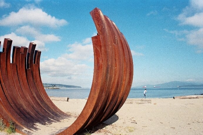 photo, image, beach, vancouver