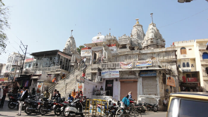 Shree Jadish Temple