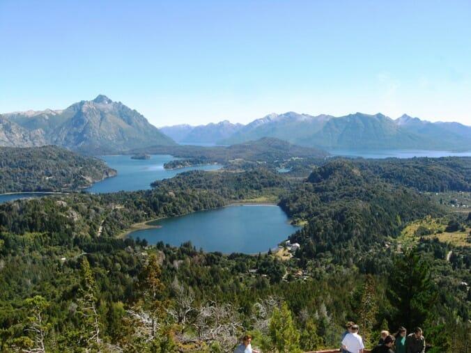photo, image, cerro campaniaro, argentina, solo travel budget