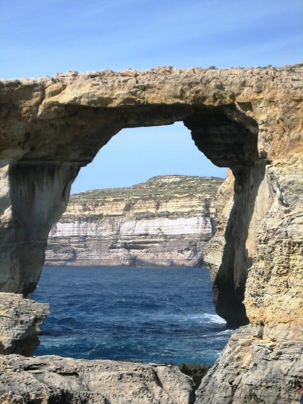 photo, image, rock, sea, comino