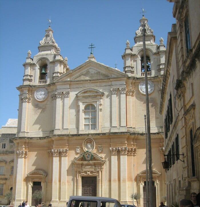 photo, image, mdina, malta