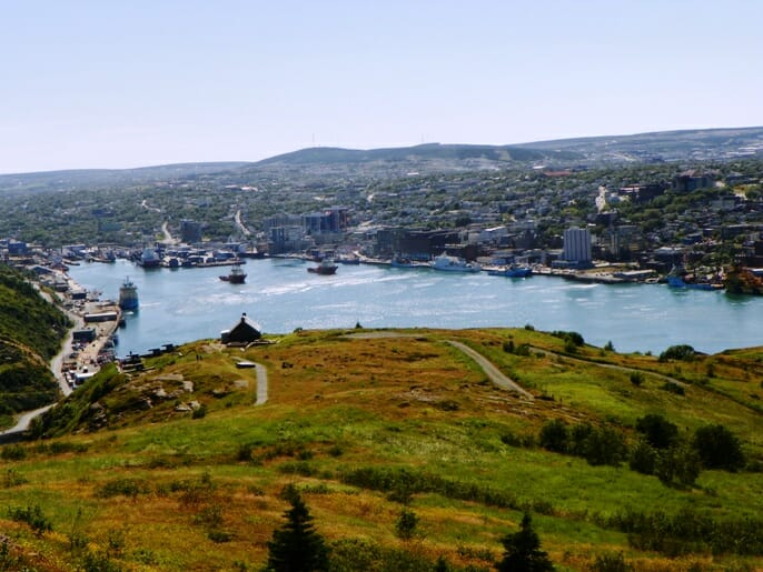 photo, image, st. john's, newfoundland
