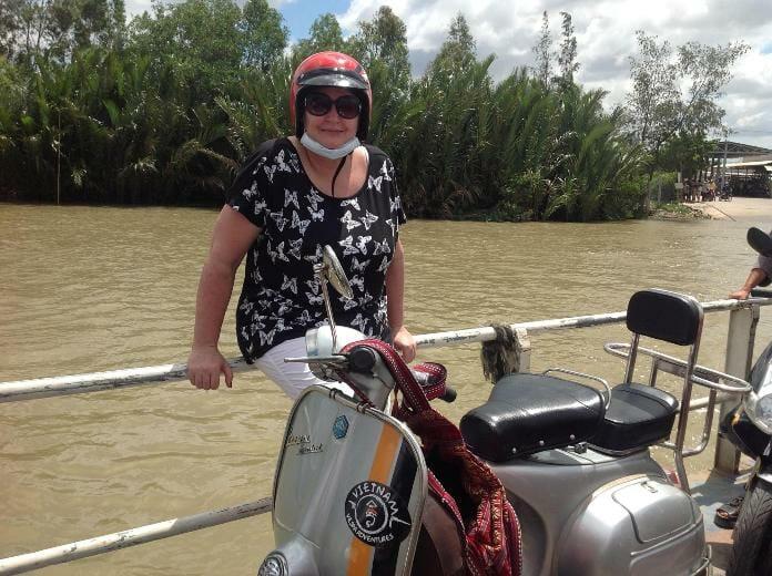 photo, image, motorcycle, vietnam