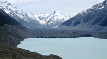 Solo Travel Destination: Mount Cook, New Zealand