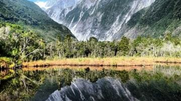 photo, image, franz josef, new zealand