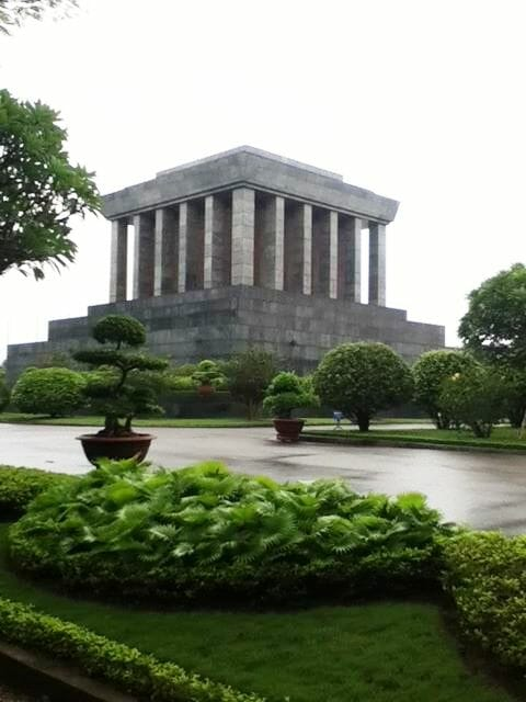 photo, image, ho chi minh mausoleum