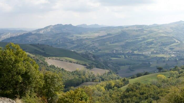 road trip italy, emilia romagna