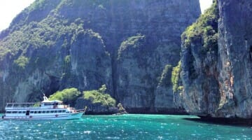Solo Travel Destination: Ao Nang Beach, Thailand