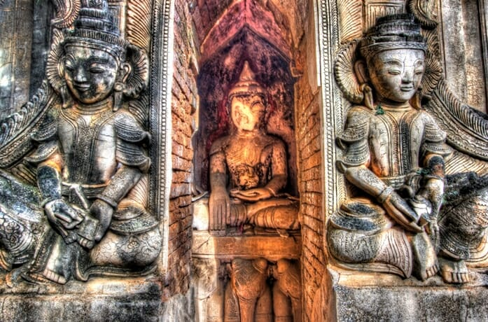 photo, image, stupa, carving, myanmar