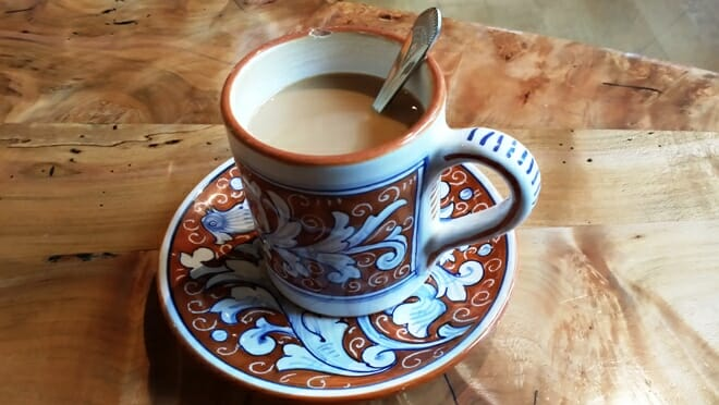 photo, image, coffee, la colombe