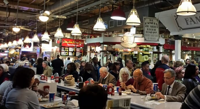 photo, image, reading terminal market