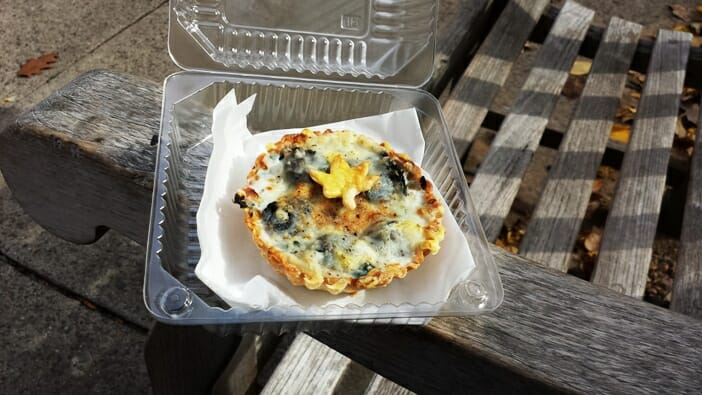 photo, image, escargot tart