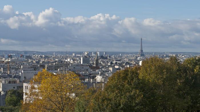 Paris Greeter