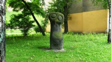 photo, image, sculpture, krakow