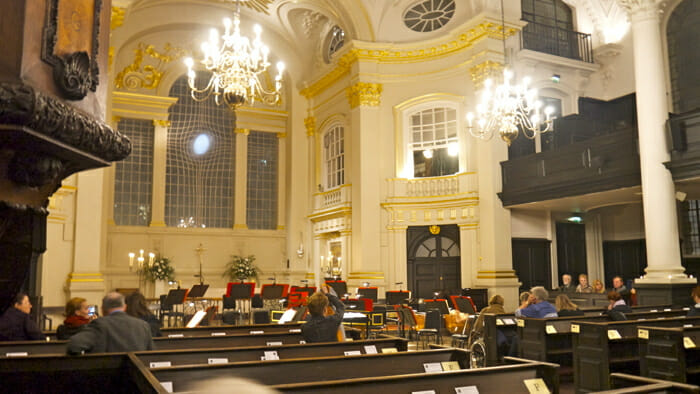 Symphony or Operas. St. Martin's in the Field