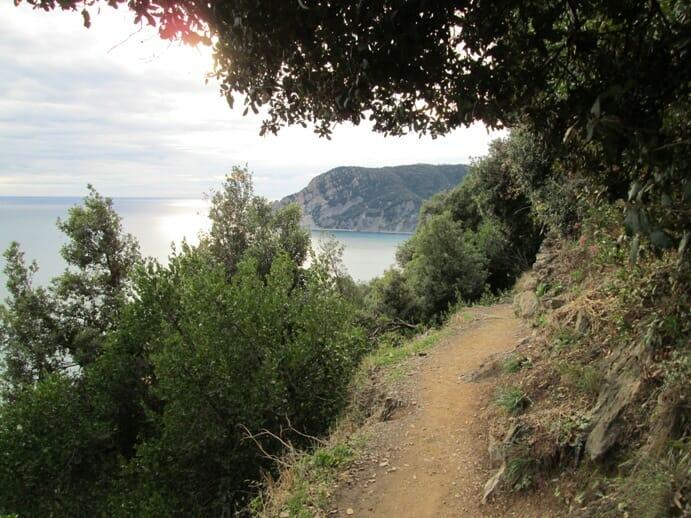 photo, image, trail, cinque terre