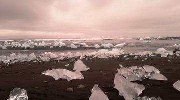 Pic of the Week: Monochromatic Iceland