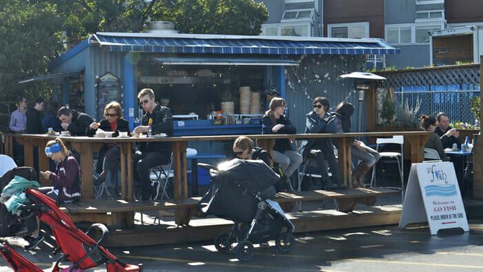 Go Fish - Fisherman's Wharf