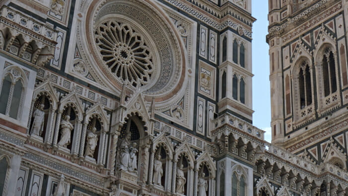 Il Duomo is The Basilica di Santa Maria del Fiore