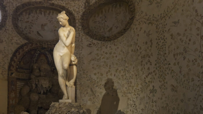 La fontana di Venere del Giambologna
