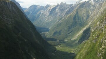 photo, image, great walks, new zealand, valley