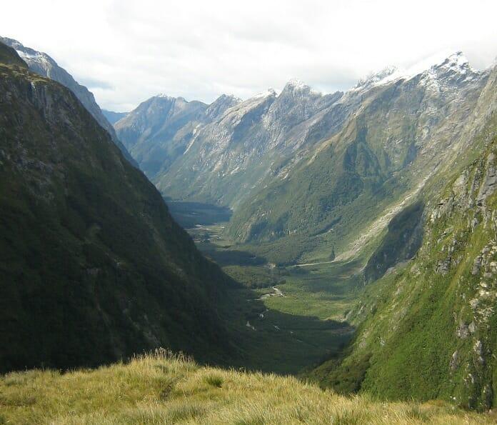 photo, image, great walks, new zealand, valley