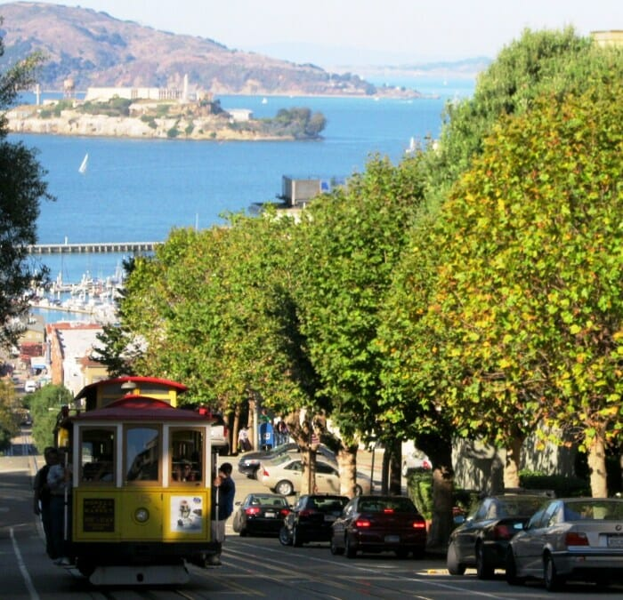 photo, image, cable car, san francisco