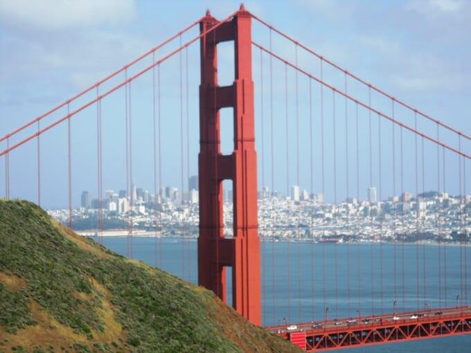 photo, image, golden gate bridge