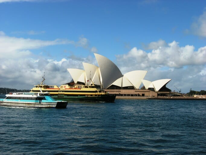 photo, image, sydney, opera house