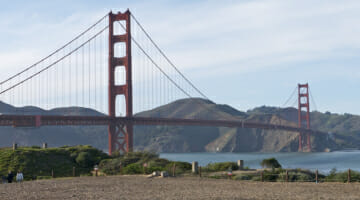 Cycling San Francisco and What's Behind Door #1