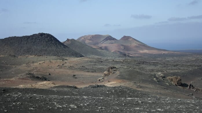 photo, image, lanzarote, landscape