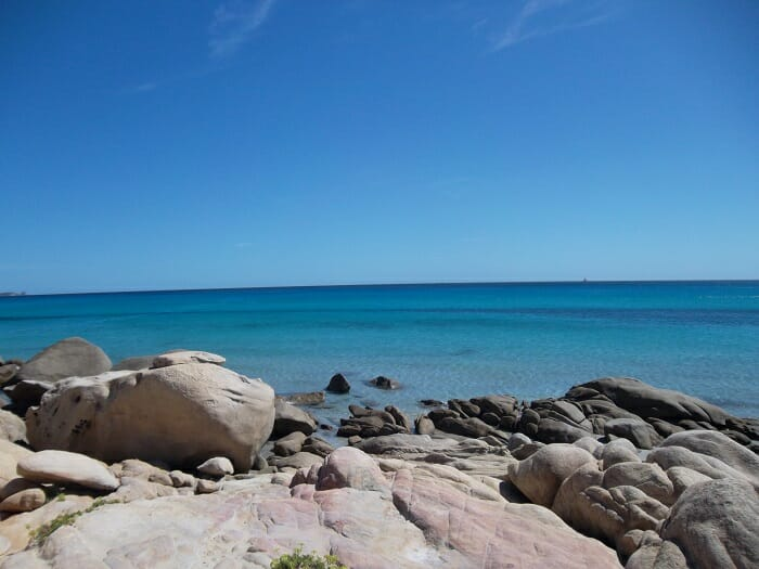 photo, image, beach, sardinia