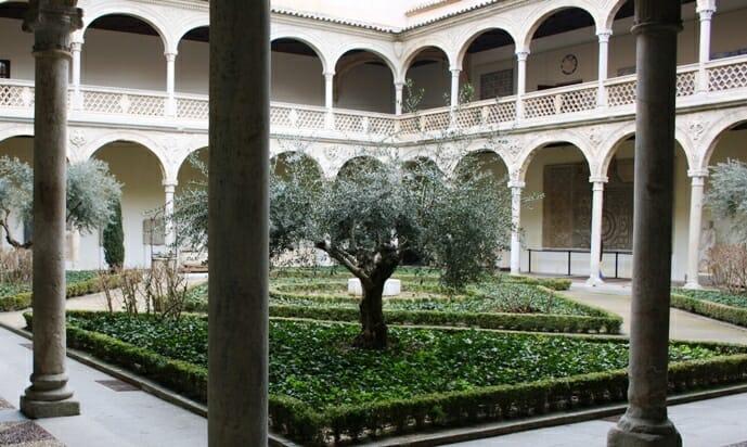 photo, image, museum of santa cruz, toledo