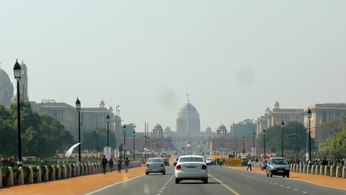 The Capitol, Delhi.