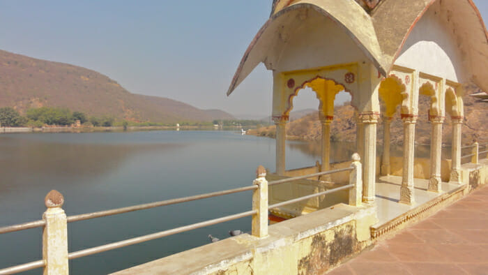 Rajputana in Bundi is where Kipling was inspired to write Kim.