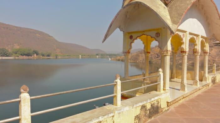 Rajputana in Bundi is where Kipling was inspired to write Kim.